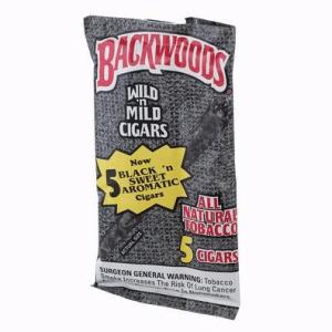BACKWOODS BLACK 8/5