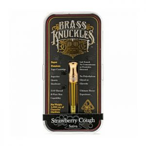 Brass Knuckles Strawberry Cough