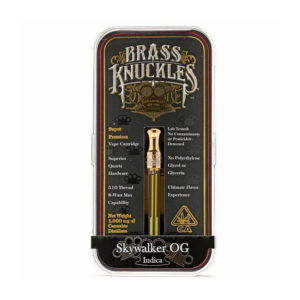 Brass knuckles Skywalker OG