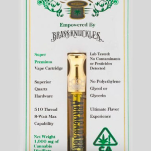 Brassknuckles Abracadabra