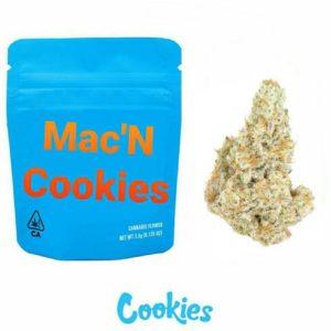 B. Cookies 3.5g Premium Flower – Mac N Cookies