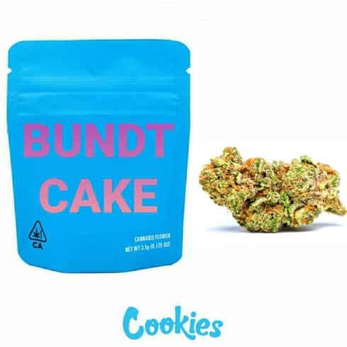 Bundt Cake cookies