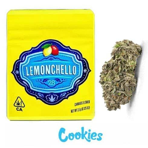 Lemon Chello Cookies