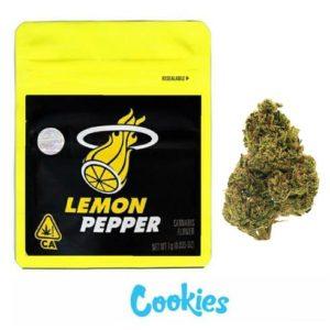 B. Cookies 3.5g Ultra Premium Flower – Lemon Pepper