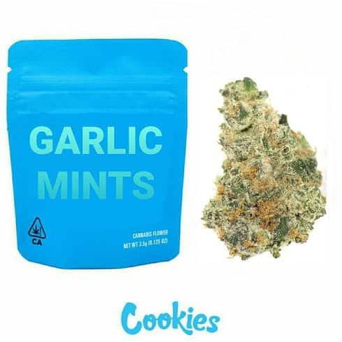 Garlic Mints