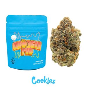 georgia pie cookies