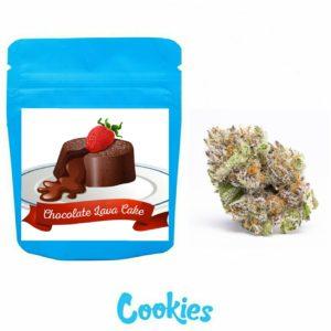 Lava Cake Berner Cookies