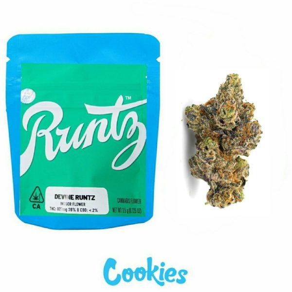 Devine Runtz Cookies